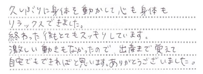 M・Tさん/2018.5.2